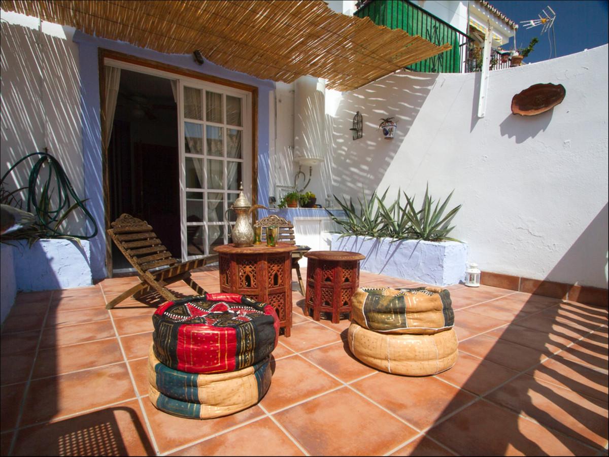Townhouse Terraced Benalmadena Pueblo Málaga Costa del Sol R3734968 10