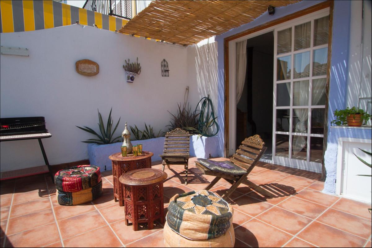 Townhouse Terraced Benalmadena Pueblo Málaga Costa del Sol R3734968 2