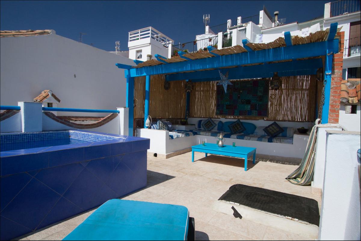 Townhouse Terraced Benalmadena Pueblo Málaga Costa del Sol R3734968 5