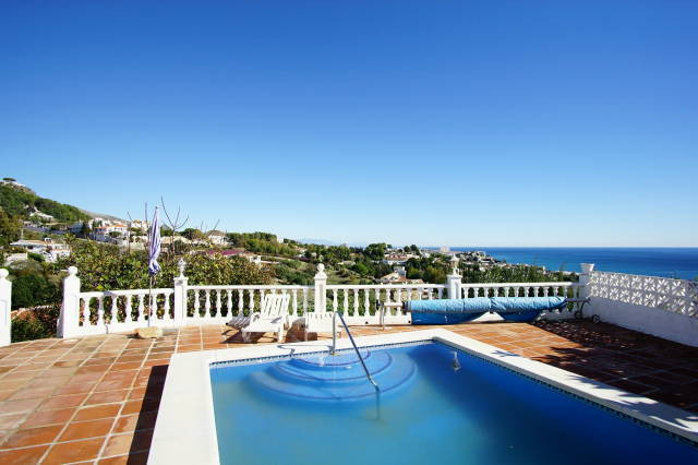 SUPER SEA VIEW VILLA  Fantastic one level villa in an exclusive villa urbanization with panoramic se,Spain