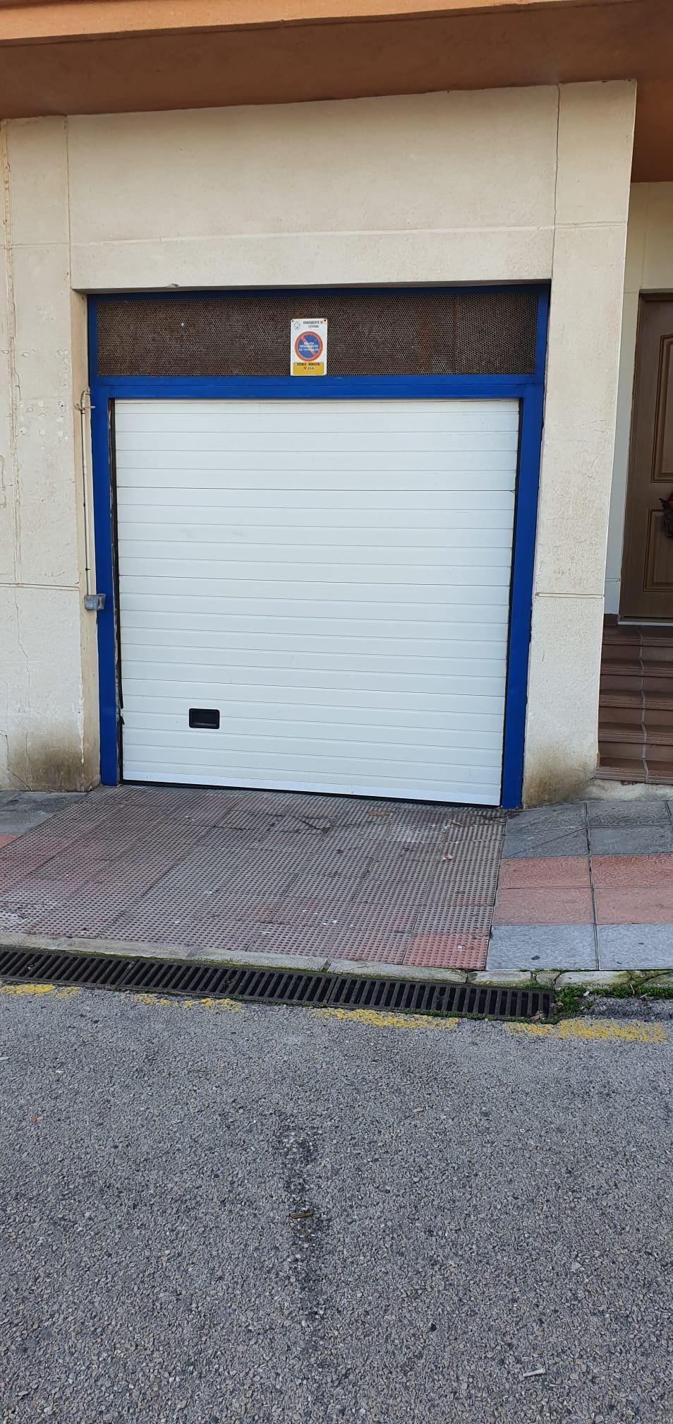 Private garage for sale in Huerta Nueva, Estepona centre.,Spain