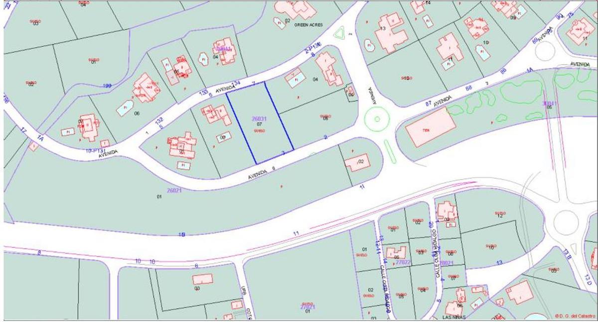 Działka mieszkaniowa na sprzedaż w Las Chapas R3802150