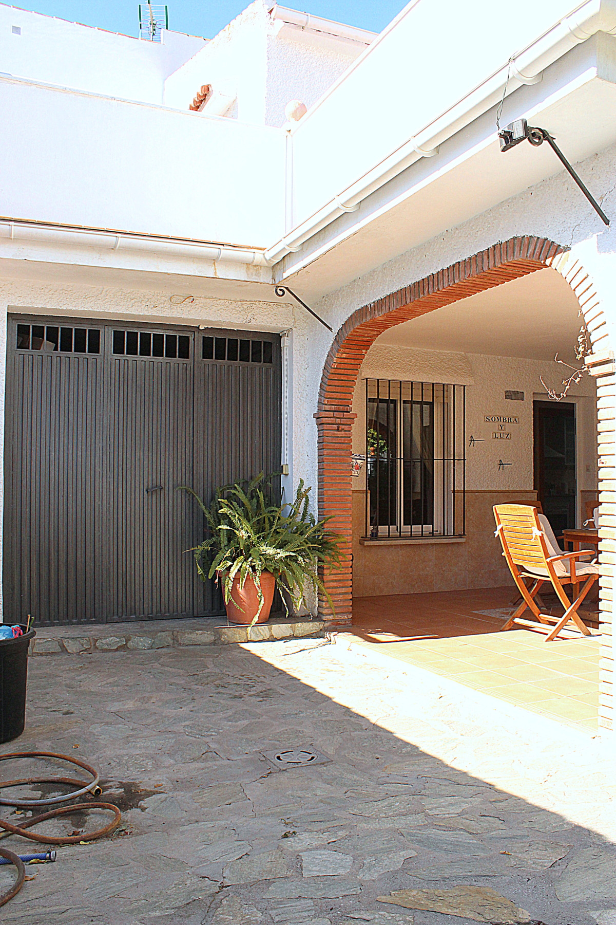 Comfortable, spacious and charming town house in El Rodeo in Coin located in a residential area with,Spain