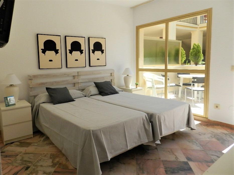 Frontline Beach Complex Studio / Apartment Located in prestigious Elviria close to all the amenities,Spain