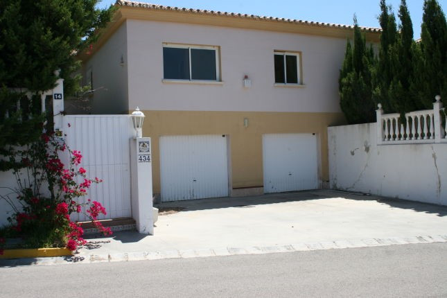 Detached Villa in Mijas Golf R3082042