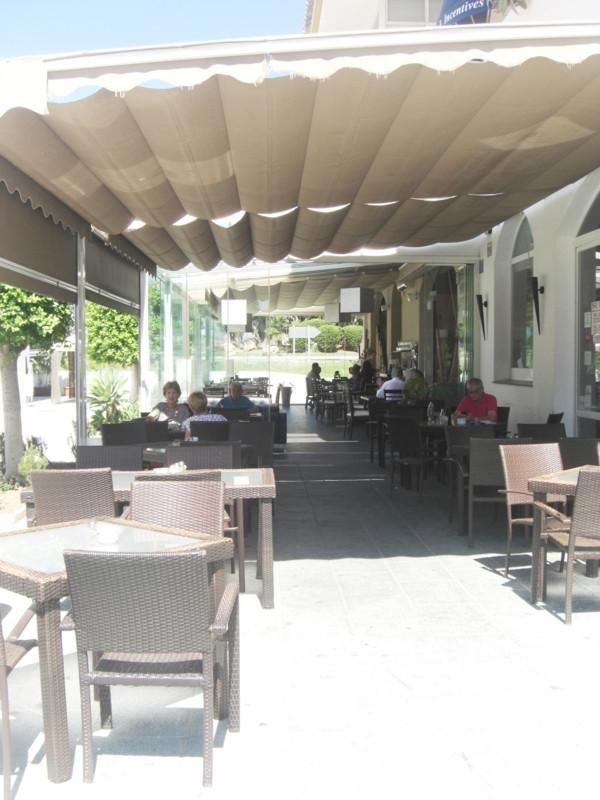 Restaurant in El Rosario
