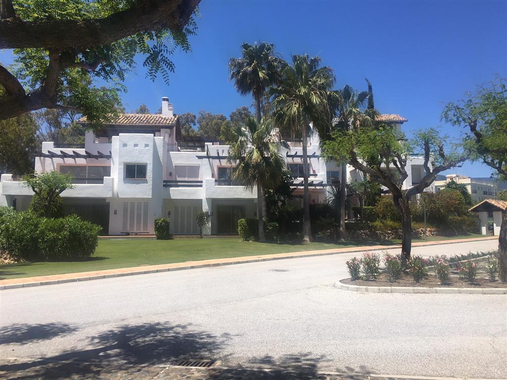 Beautiful ground floor apartment having 2 beds 2 bathrooms within walking distance to Estepona Port ,Spain
