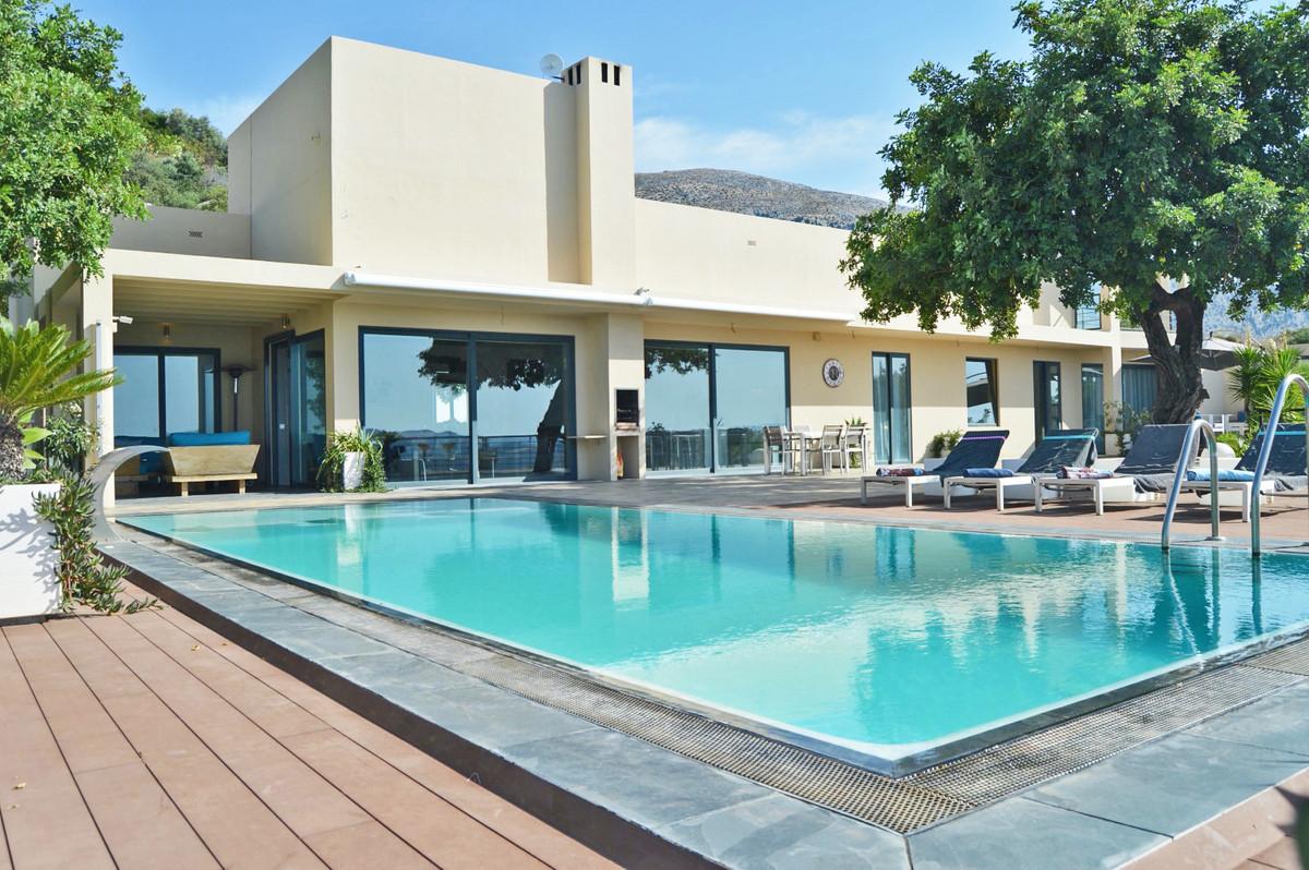 Villa Detached El Chorro Málaga Costa del Sol R3672683