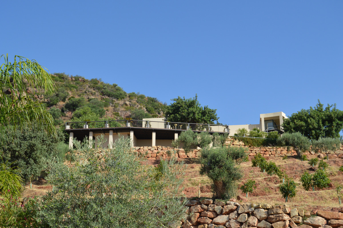 Villa Detached El Chorro Málaga Costa del Sol R3672683 3