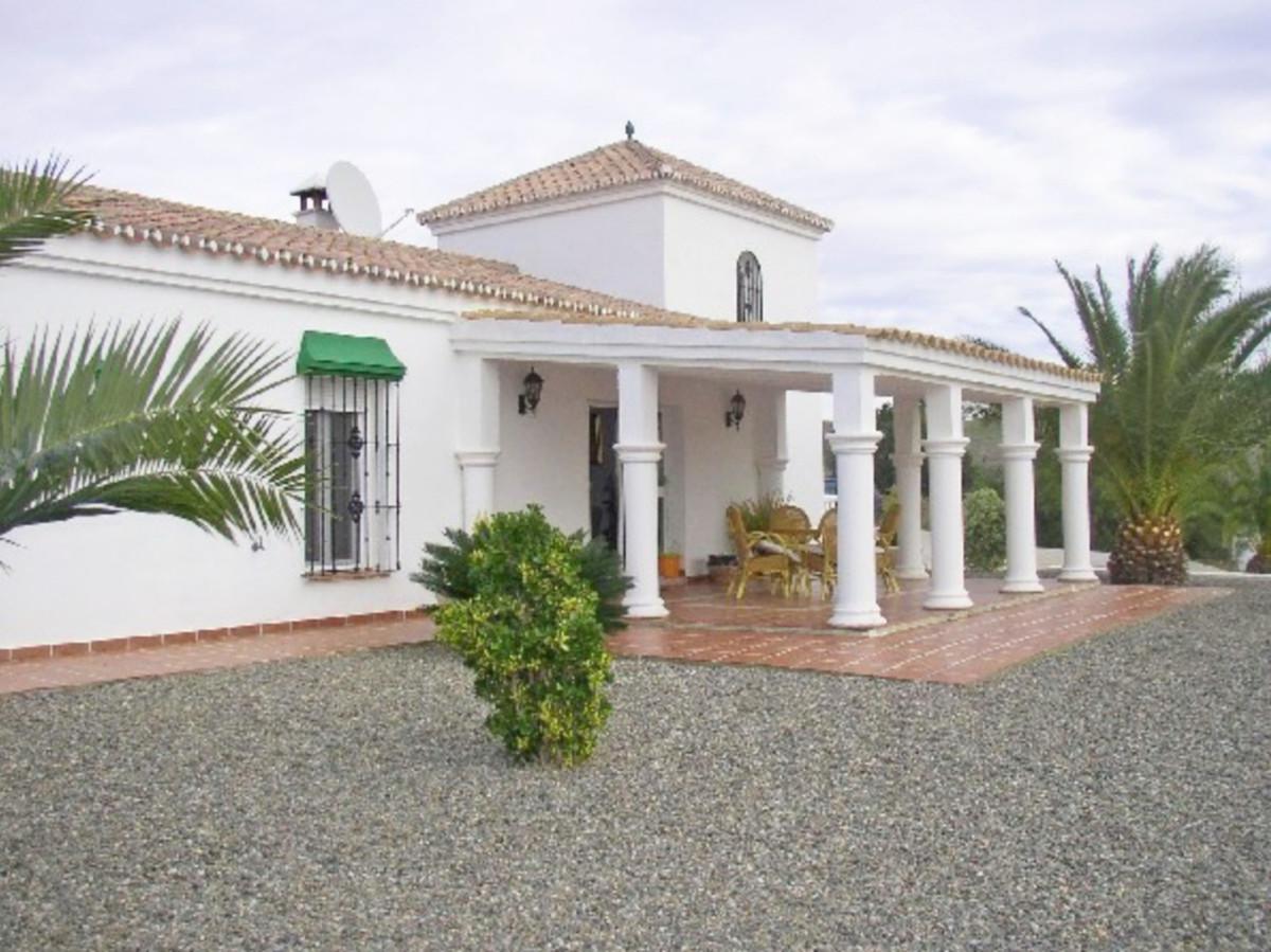 Detached Villa for sale in Alora