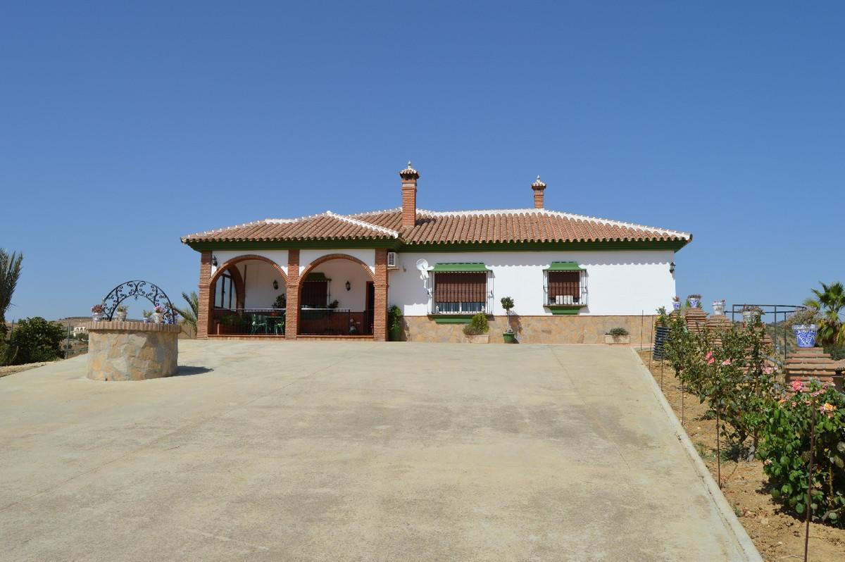 Finca for sale in Alora - Costa del Sol