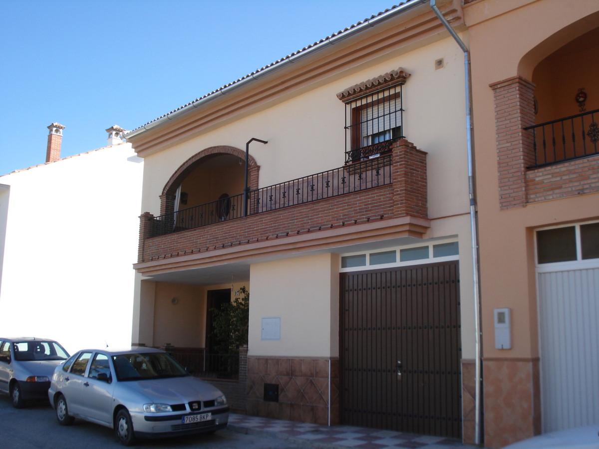 4 dormitorio unifamiliar en venta valle de abdalajis