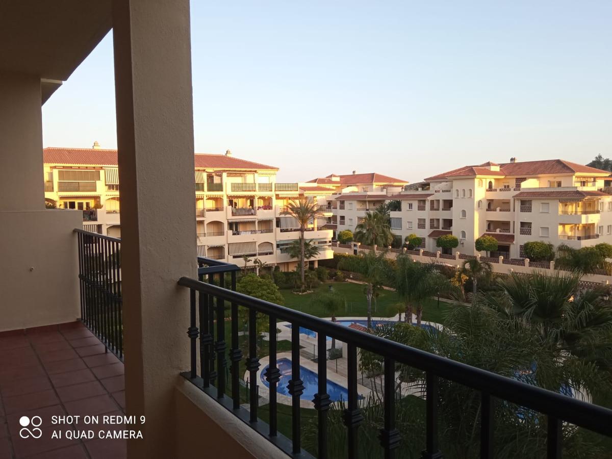 Property located in La Cala Hills, Mijas, Malaga, Costa del Sol. Bank repossession apartment of 95m2,Spain