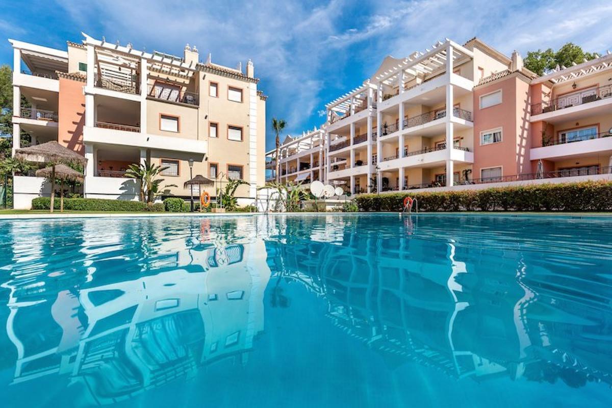 Property located in Marbella, Malaga, Costa del Sol , complex River Garden. Bank repossession apartm,Spain