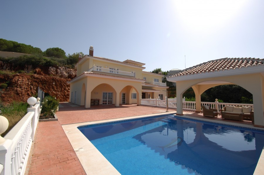 Detached Villa in Alhaurin el Grande