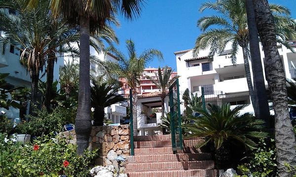 Property located in La Duquesa, Manilva, Malaga. Bank repossession apartment of 84m2 built. Consist ,Spain