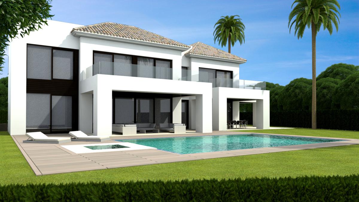 Fristående villa i Estepona R2961380