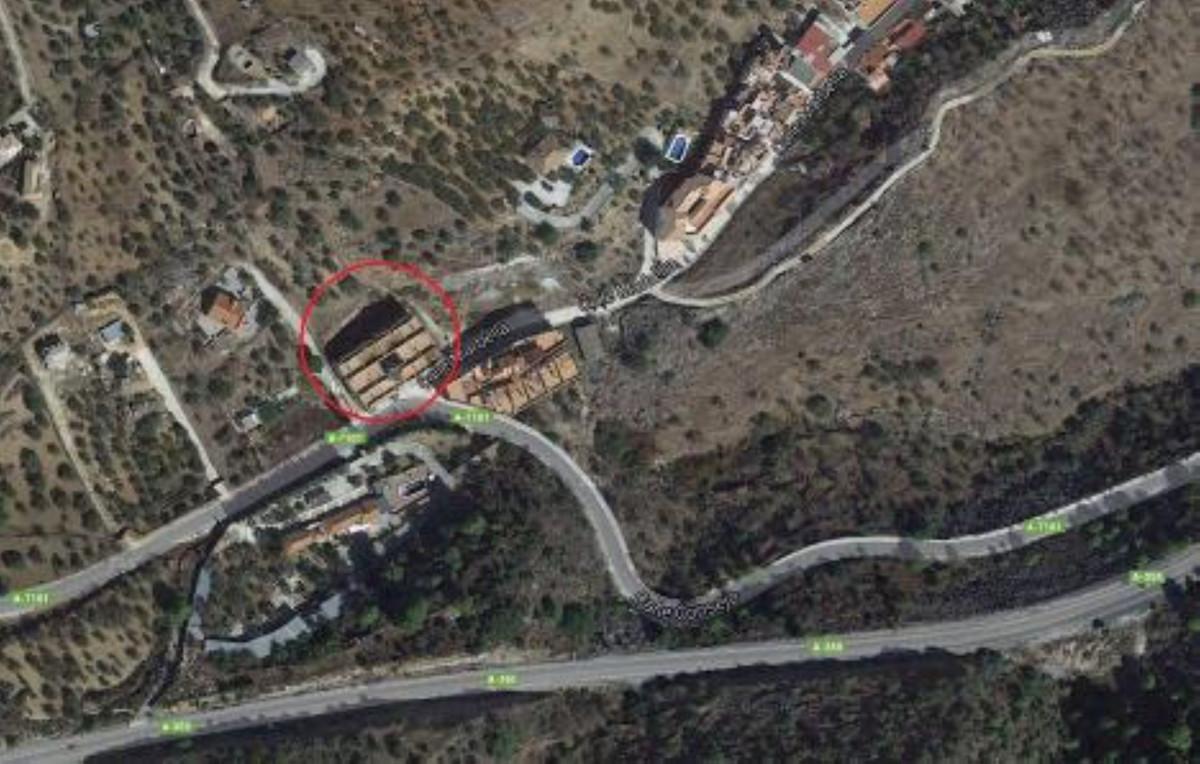 Residential Plot for sale in Monda