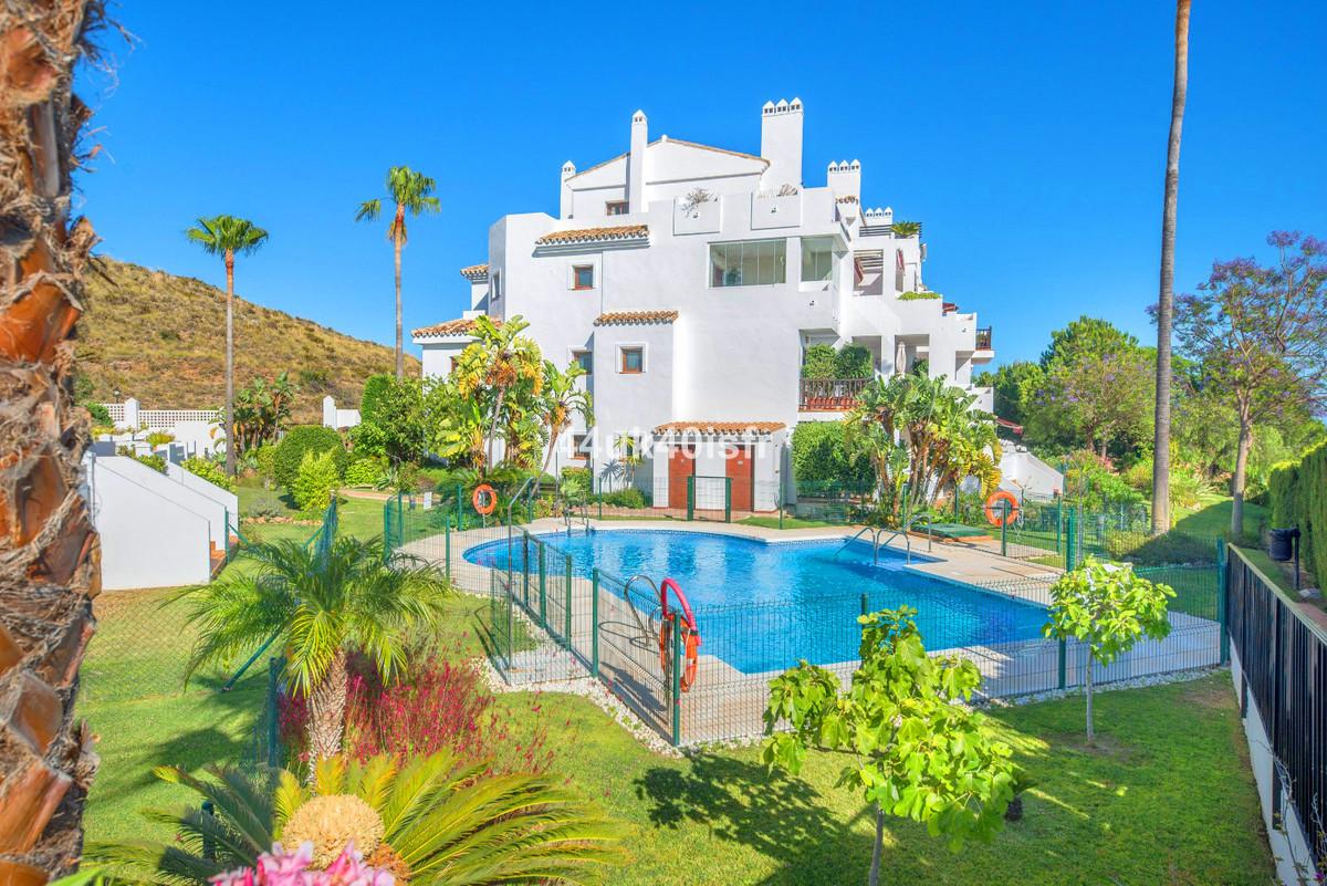 Apartment Ground Floor Mijas Málaga Costa del Sol R3679175