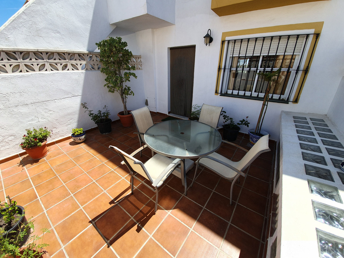 Townhouse Terraced Manilva Málaga Costa del Sol R3858328