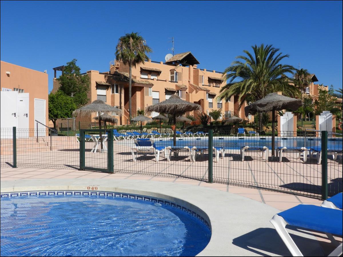 Erdgeschosswohnung in Casares Playa R3451657