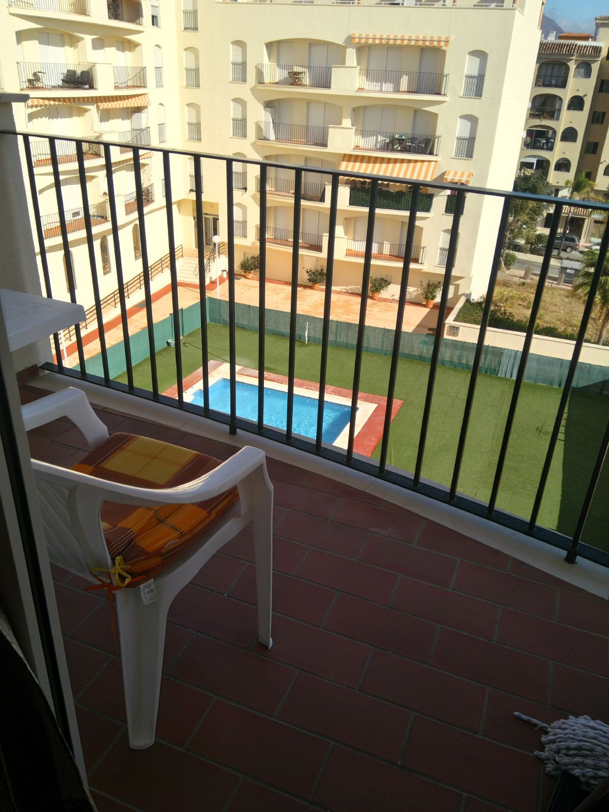 This is a great deal in the center of Sabinillas. Situated on a third floor, two bedrooms and two ba,Spain