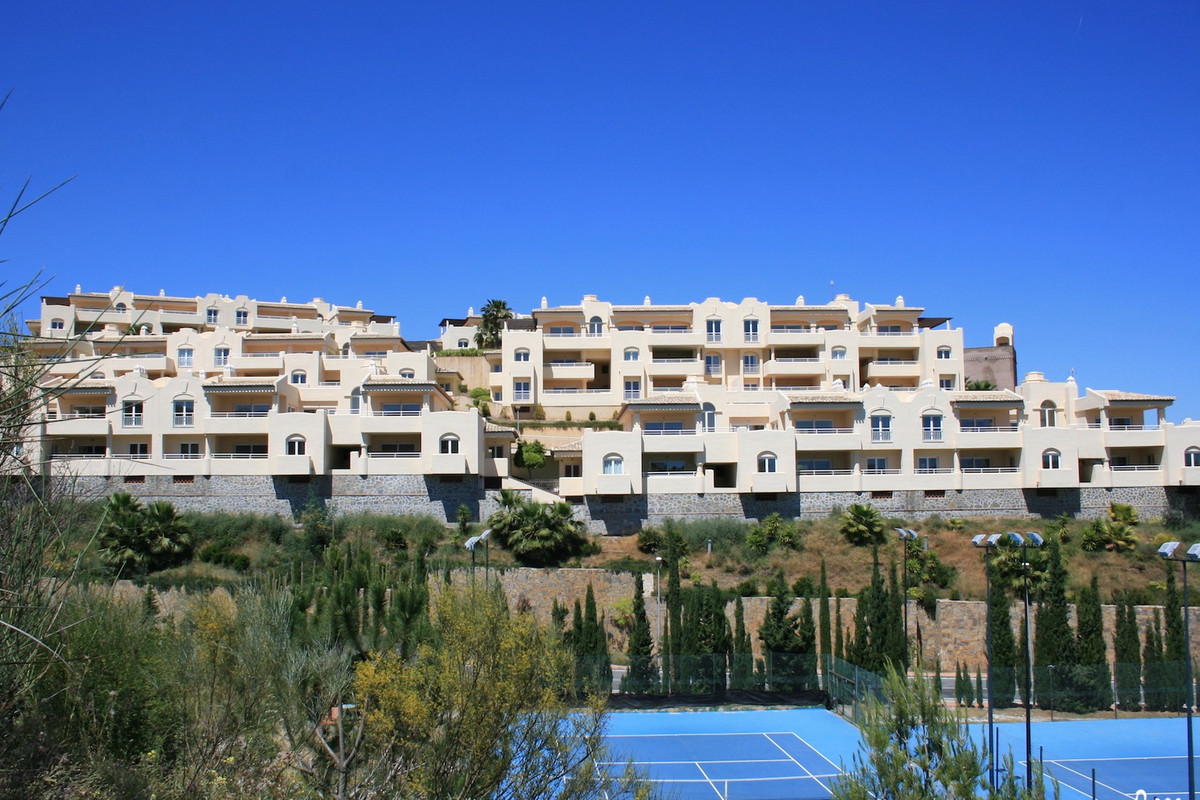 This large new luxury 2 bedroom apartment has a private garden plus a terrace with panoramic views t,Spain