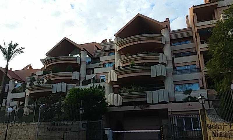 Opportunity in Nueva Andalucia (Marbella)  Two-bedroom multi-family dwelling located in the prestigi,Spain