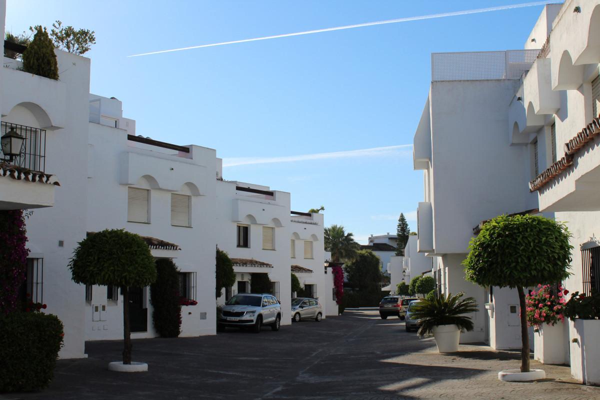 Townhouse in San Pedro de Alcantara