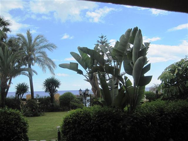 Marklägenhet i Puerto Banús R1981656