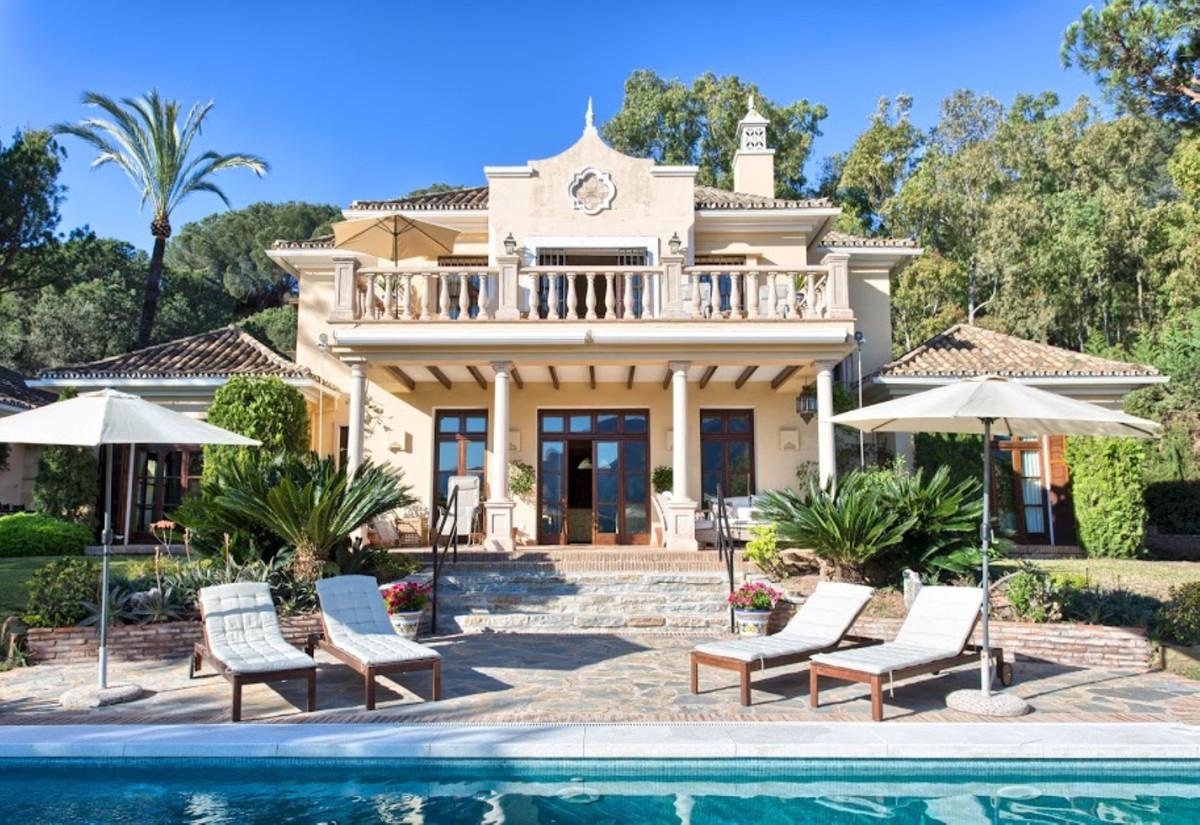 Villa  Individuelle en location  à Nueva Andalucía