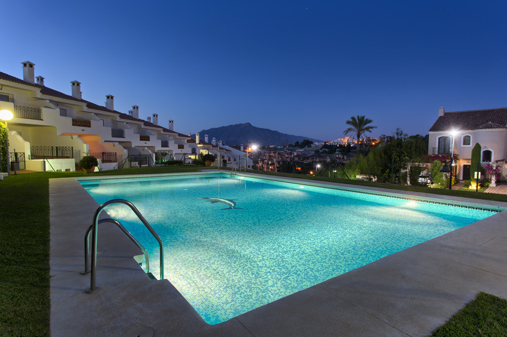 Private gated community of only 26 luxury townhouses 2/3 bedrooms facing south east!   TH#02 at € 31,Spain