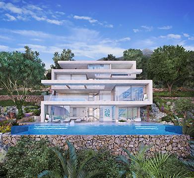 4 bedroom villa for sale istan