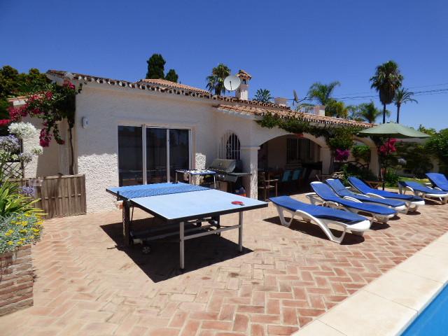 Villa con 3 Dormitorios en Venta San Pedro de Alcántara