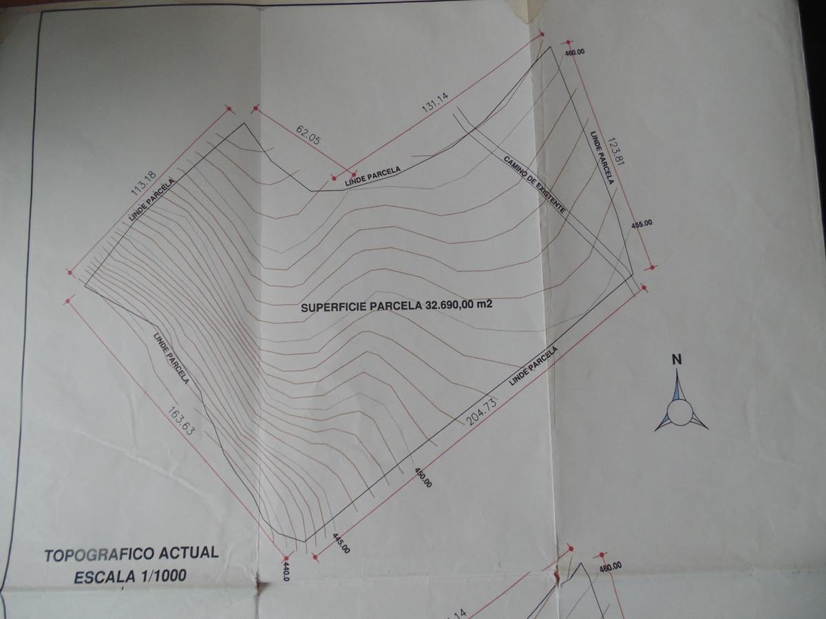 R3308233: Plot for sale in Casarabonela