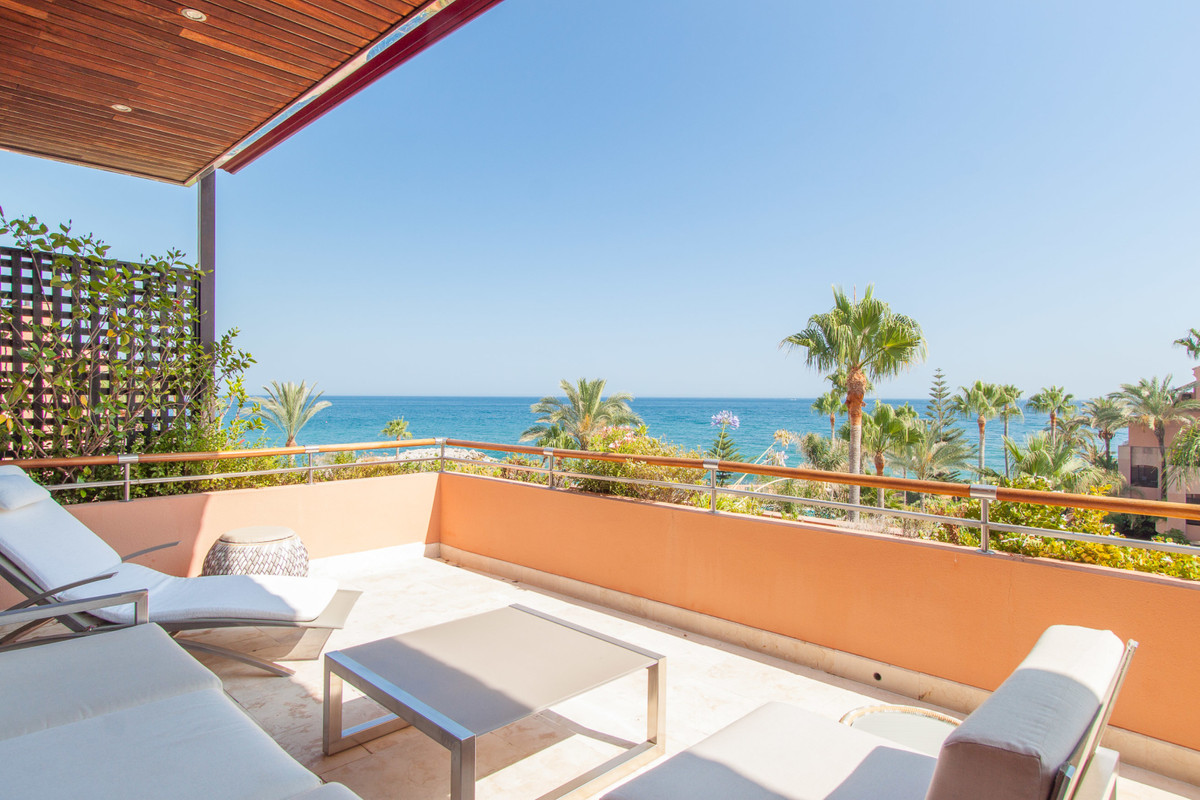 Penthouse for Long Term Rent<br>Marbella