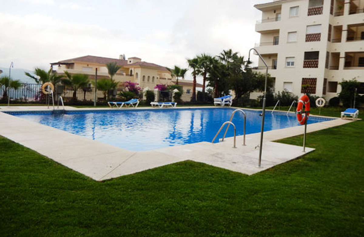 Middle Floor Apartment, Mijas Golf, Costa del Sol. 3 Bedrooms, 2 Bathrooms, Built 158 m².  Setting :,Spain