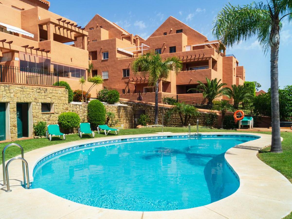 Middle Floor Apartment, Las Chapas, Costa del Sol. 1 Bedroom, 1 Bathroom, Built 61 m².  Setting : Fr,Spain