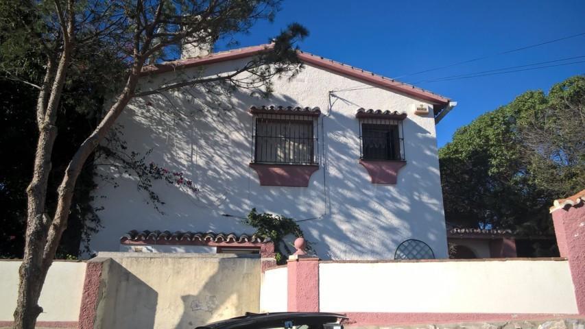 Detached Villa, Mijas Costa, Costa del Sol. 4 Bedrooms, 3 Bathrooms, Built 128 m², Terrace 40 m², Ga,Spain