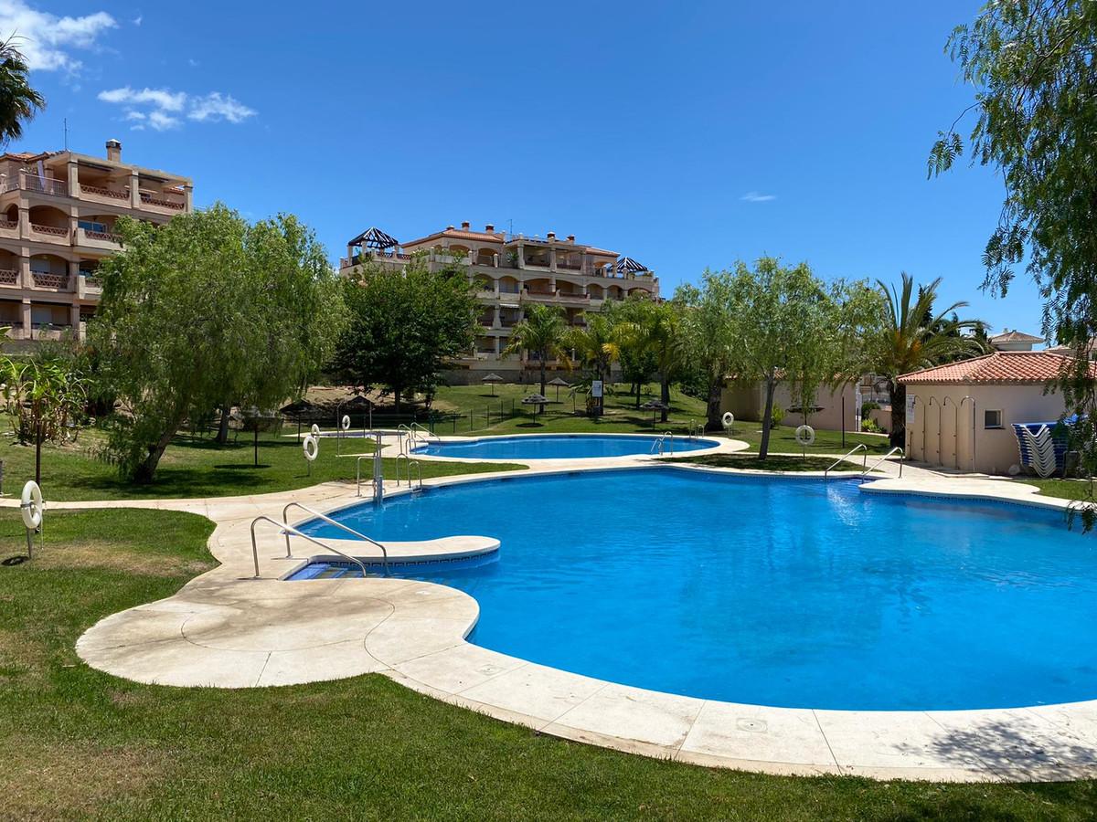 Middle Floor Apartment, Mijas Golf, Costa del Sol. 2 Bedrooms, 2 Bathrooms, Built 83 m².  Setting : ,Spain