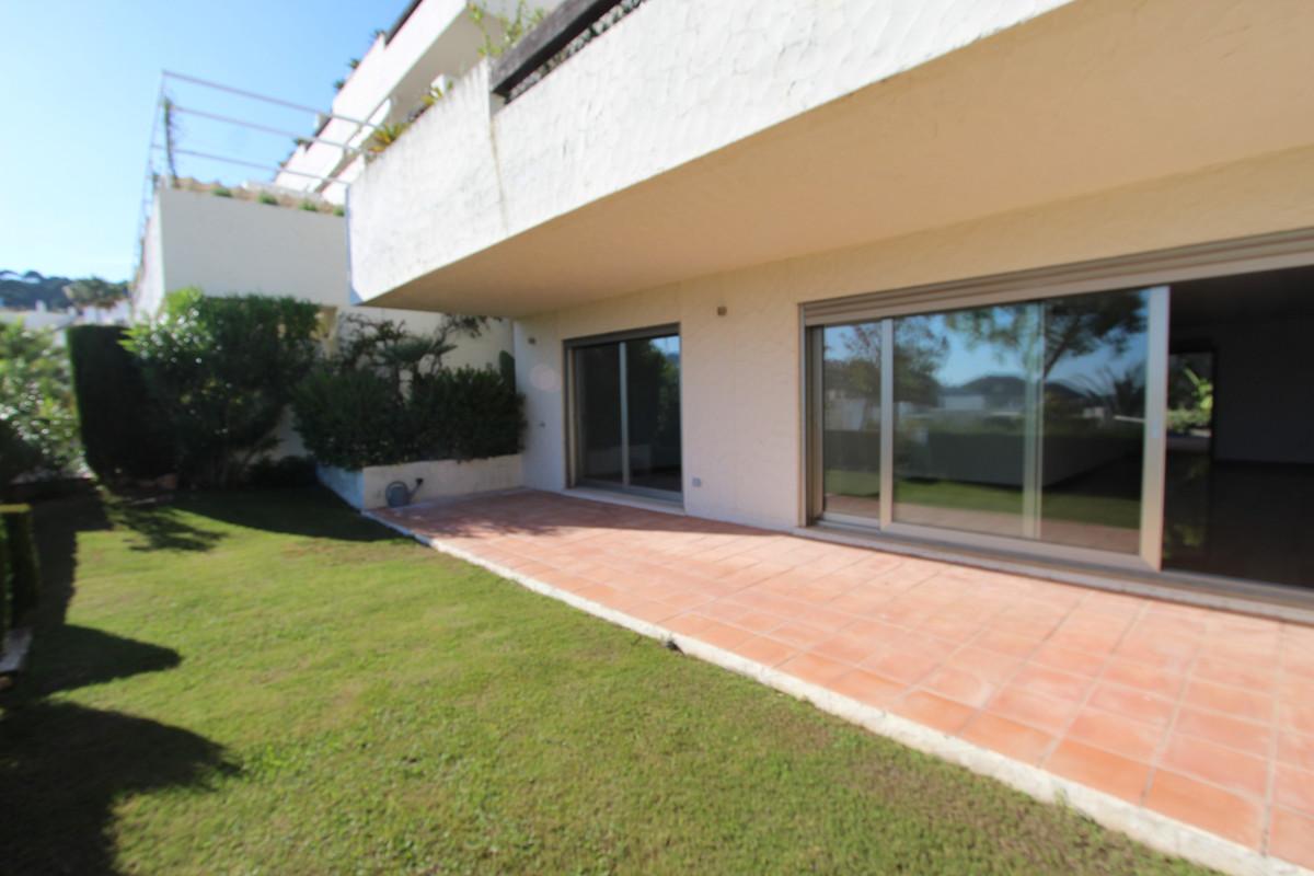 beautiful garden apartment in Urbanization La Reserva Alcuzcuz, Benahavis, Malaga.170 sqm built dist,Spain