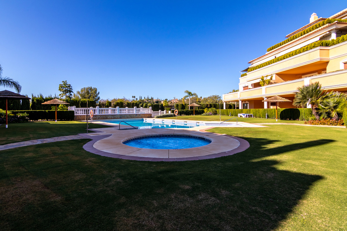 Ground Floor Apartment, The Golden Mile, Costa del Sol. 3 Bedrooms, 4 Bathrooms, Built 181 m², Terra,Spain
