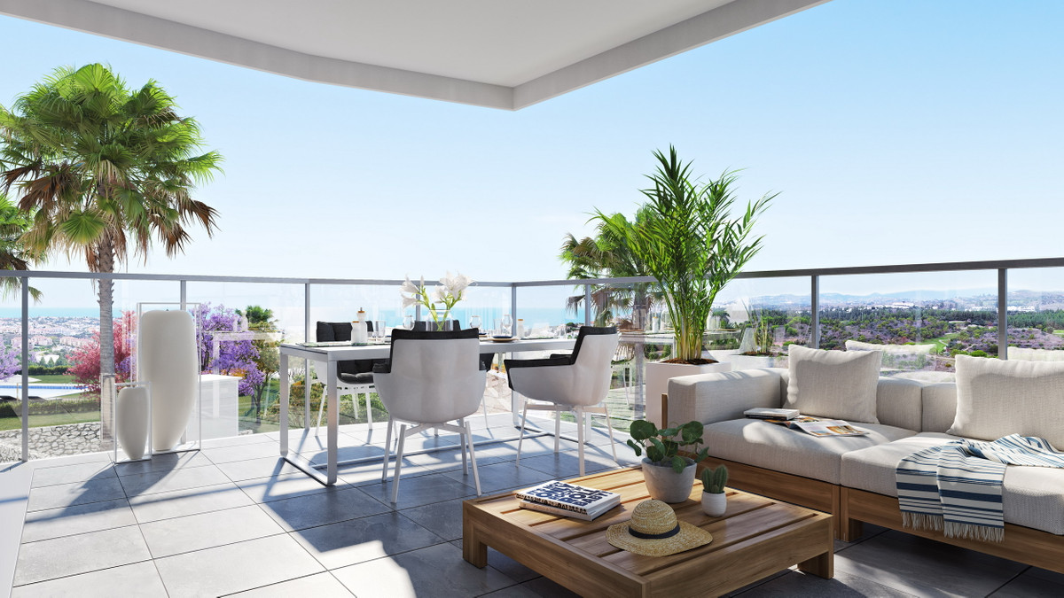 Penthouse for sale in El Chaparral