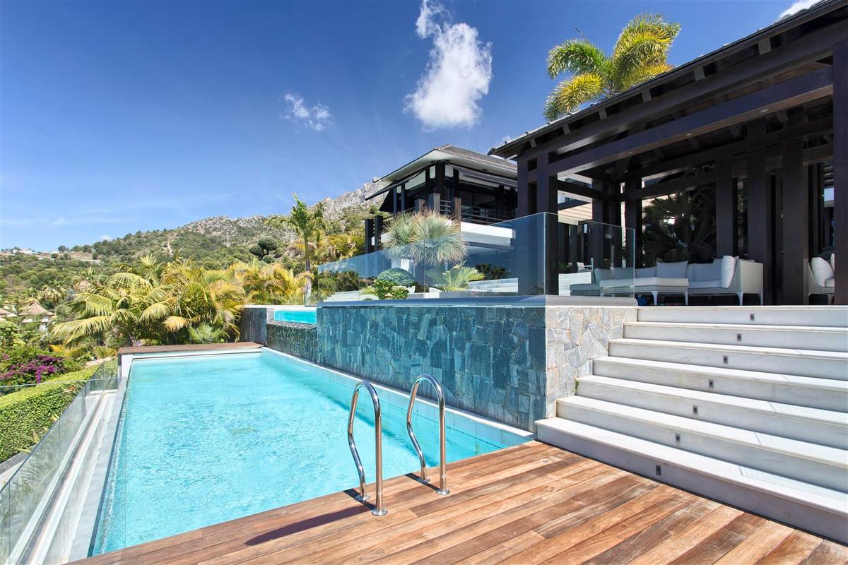 8 Sovero Villa til salgs Sierra Blanca