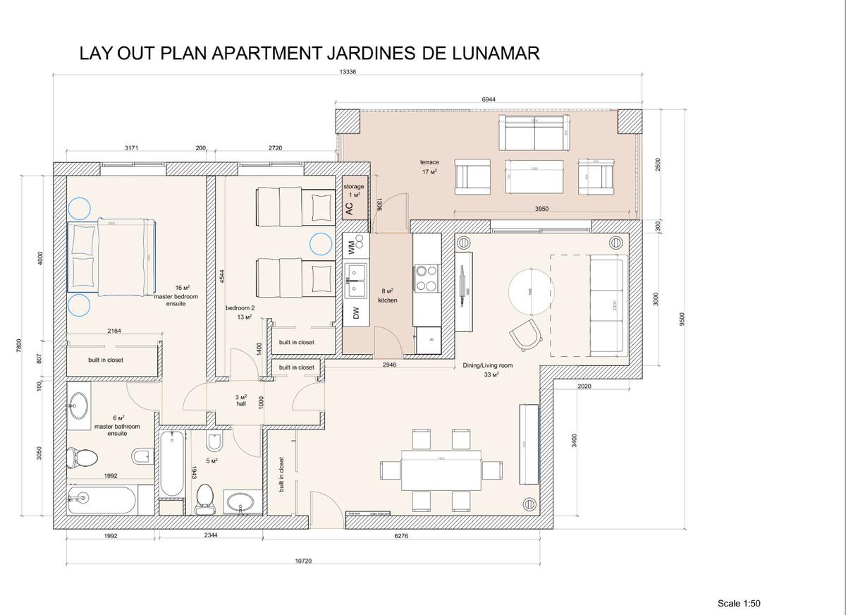 Appartement te koop in Elviria MFSA1539
