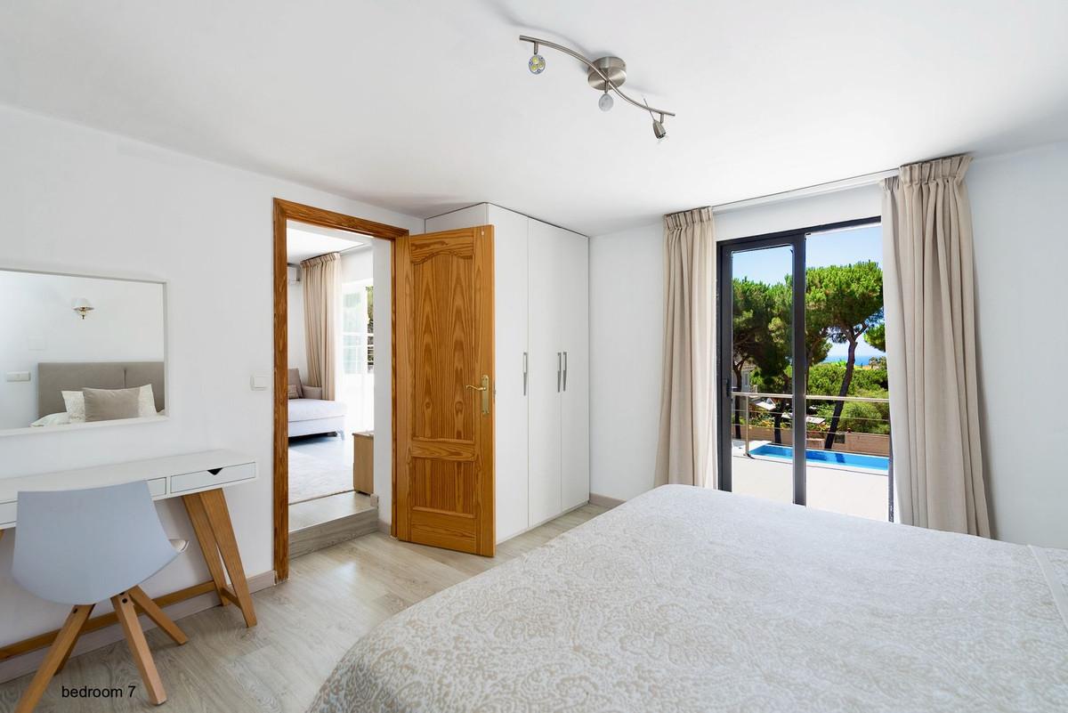 9 Dormitorio Independiente Villa En Venta Marbesa