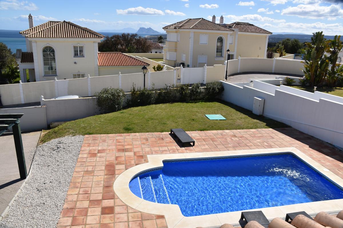 3 Bedroom Detached Villa For Sale Torreguadiaro