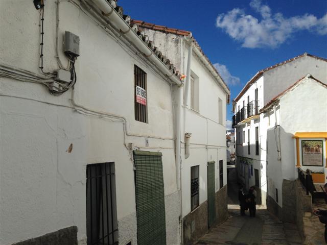 Villa en Venta en Jubrique