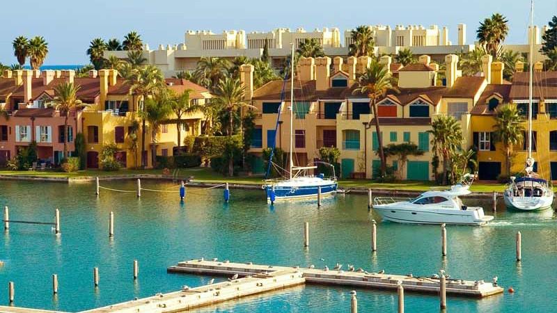 Apartamento con 4 dormitorios - Sotogrande Marina