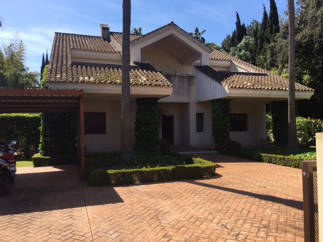 Villa Te Koop - Sotogrande Costa
